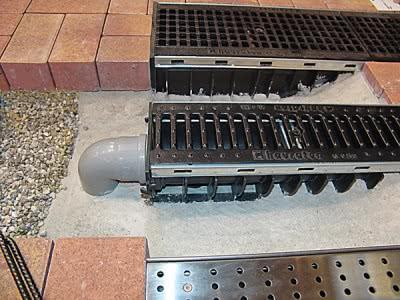 Решетки и лотки для ливненвой канализации