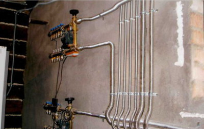 Трубы из нержавеющей стали для отопления