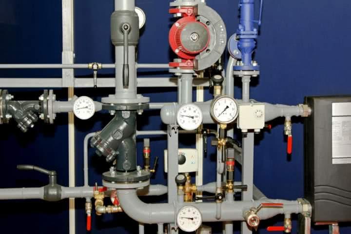 Система подачи воды