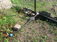 полиэтиленовые трубы для водопровода на даче