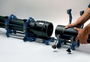 электромуфтовая сварка полиэтиленовых труб