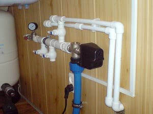 пластиковые трубы для водоснабжения на даче