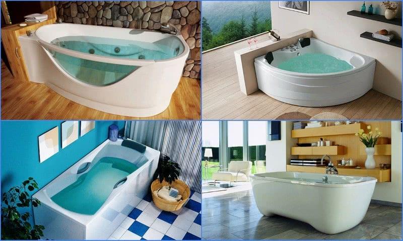 акриловые ванны плюсы и минусы