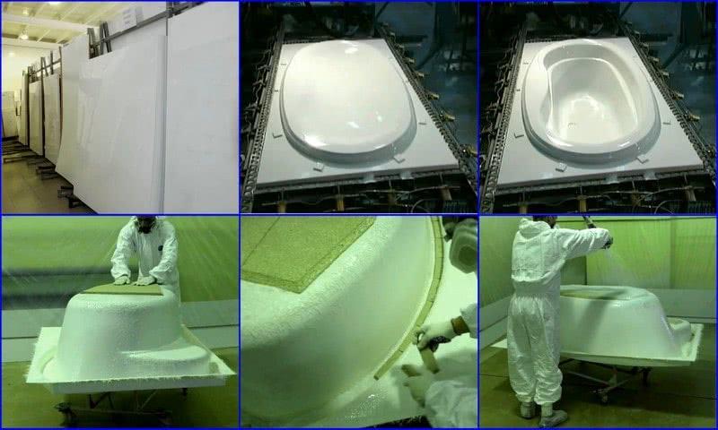 акриловое покрытие ванны плюсы и минусы отзывы