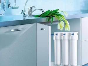 проточный фильтр для очистки воды в квартире