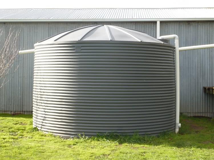 Емкости для запаса воды необходимы, чтобы обеспечивать объект в экстренной ситуации