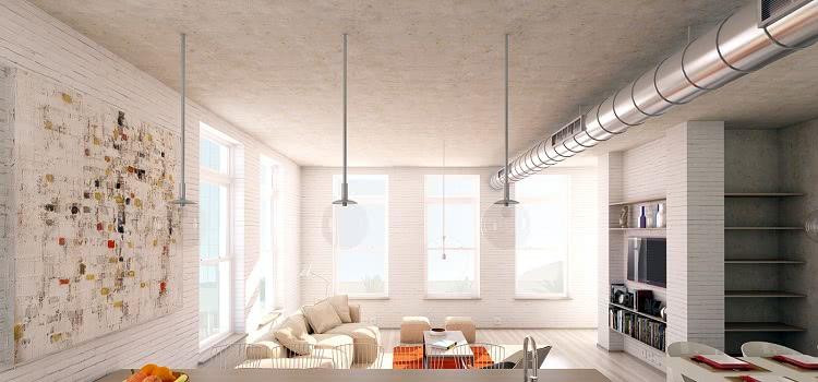 Вентиляция необходима практически во всех помещениях и для ее монтажа можно использовать разные типы труб