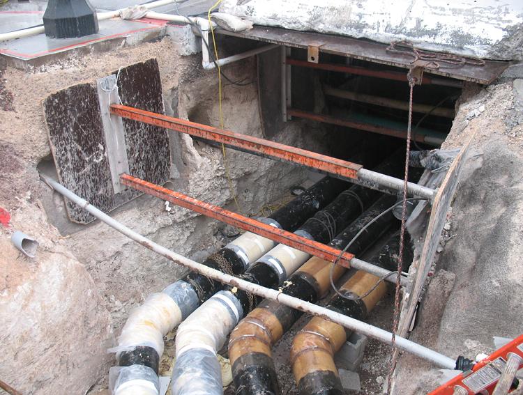 Размеры тоннеля для подземной магистрали должны отвечать требованиям принятых стандартов