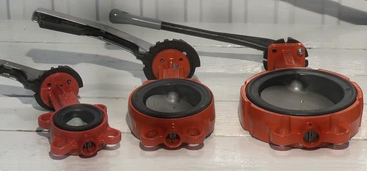 Дисковый поворотный затвор — разновидность запорной арматуры, применяемой в трубопроводах разного назначения