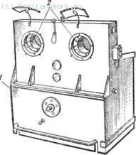 Механизм для перерубки чугунных труб ВМС-36А