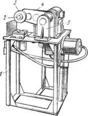 Трубоотрезной механизм ВМС-35