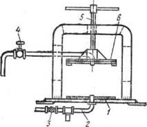 Приспособление для опрессовки фланцевой арматуры