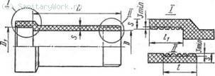 Керамическая канализационная труба Цементным раствором раструбы заделывают в том случае, если керамические трубы укладывают на плотное основание, исключающее их просадку. Асбестоцементную смесь для устройства замка изготовляют таким образом. Цемент (марки не ниже 400) и асбестовое волокно (не ниже 6-го сорта) перемешивают в соотношении по массе 2