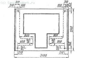 Стеновая панель с греющим элементом В системах панельного отопления, в которых нагревательные элементы замоноличены в наружные стеновые панели