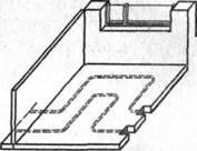 Контурная потолочно-напольная система отопления Контурная потолочно-напольная система отопления