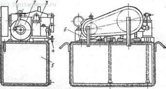 Приводной гидропресс ВМС-45М